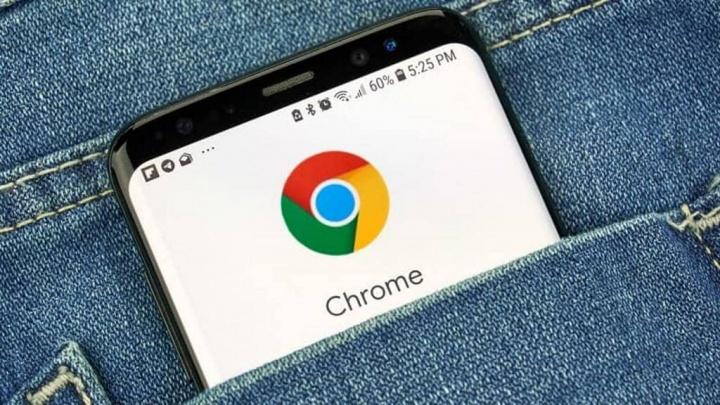 Chrome browser pesquisa resultados
