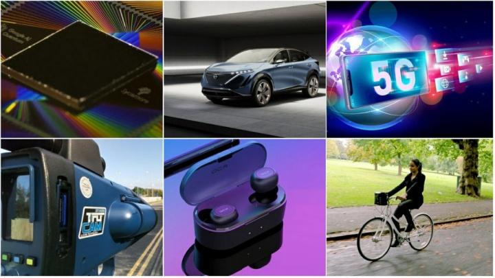 E os destaques tecnológicos da semana que passou foram... - radares de velocidade, smartphones 5G, earbuds Xiaomi, carros elétricos