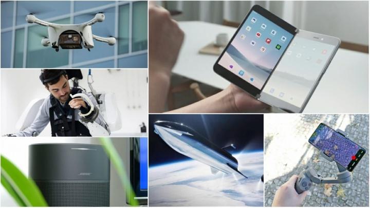 E os destaques tecnológicos da semana que passou foram... - Microsoft, Surface, Bose, DJI