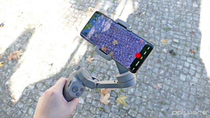 DJI OSMO Mobile 3 - A estabilização que procura para os seus vídeos... mas não só