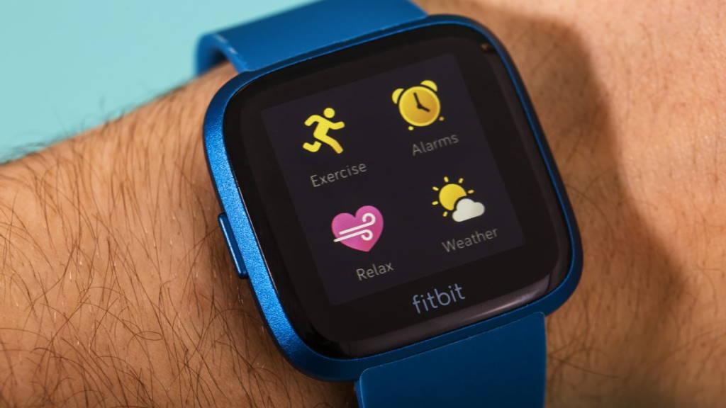 Fitbit Google smartwatch comprar gigante