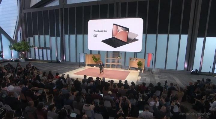 Google anuncia o novo PixelBook Go... o mais barato Chromebook