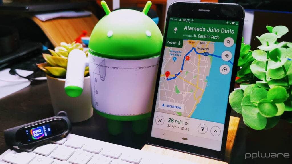 Google Maps condutores novidade iPhone