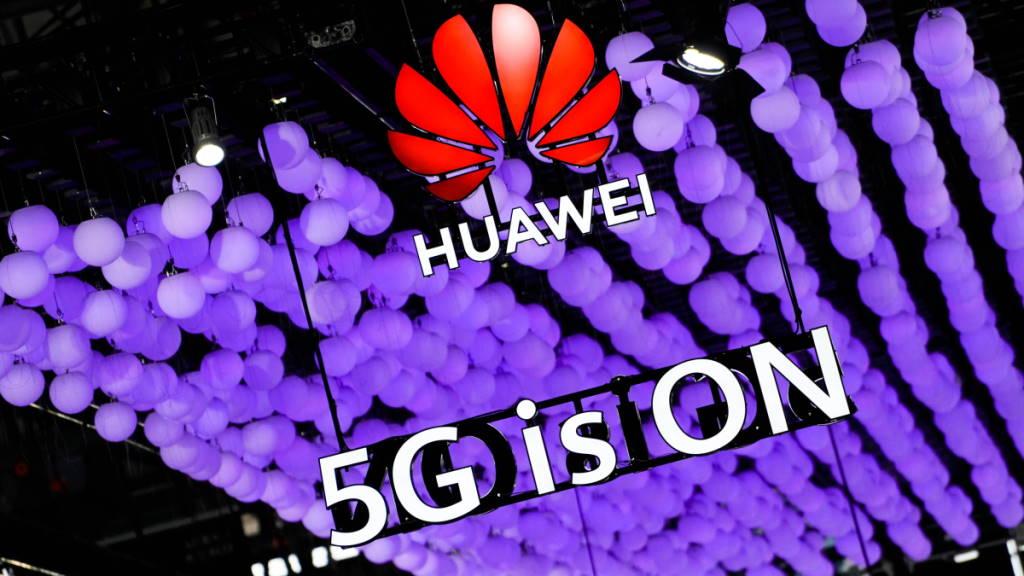 Huawei 5G recorde velocidade smartphones