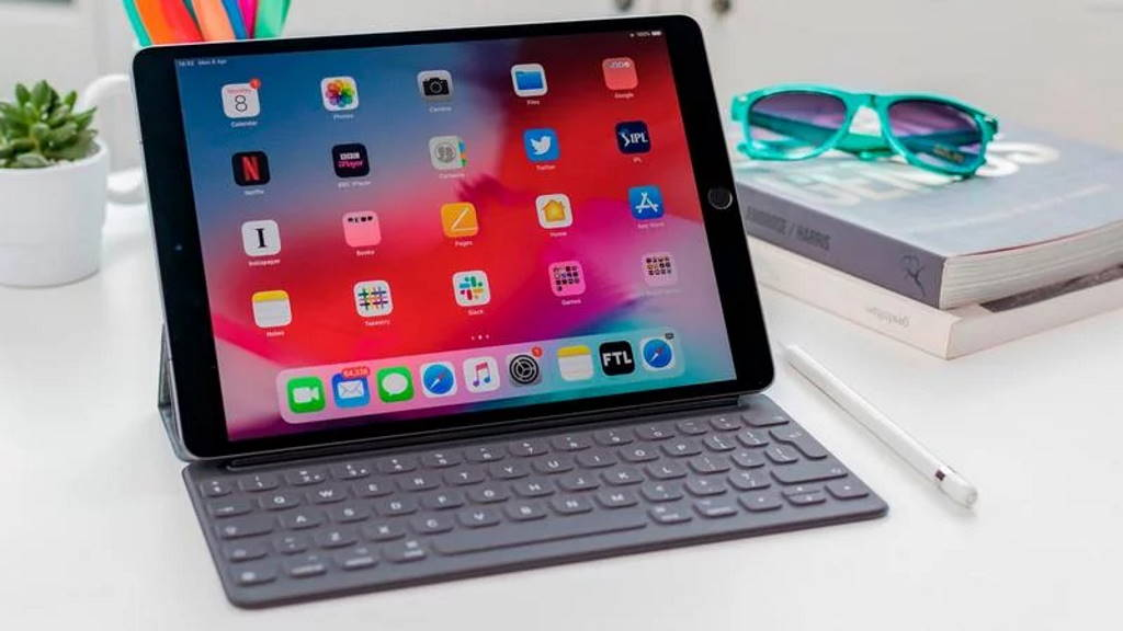 iPad iPadOS Apple testes utilizadores