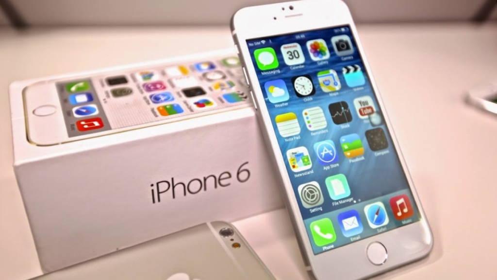 iPhone 6 iPhone 6s Apple reparação programa