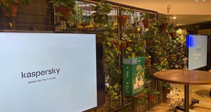 Kaspersky apresenta produtos 15% mais rápidos e mais seguros