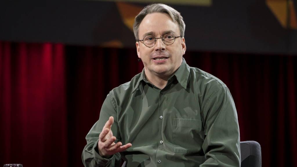 Linus Torvalds Microsoft Linux aproximação