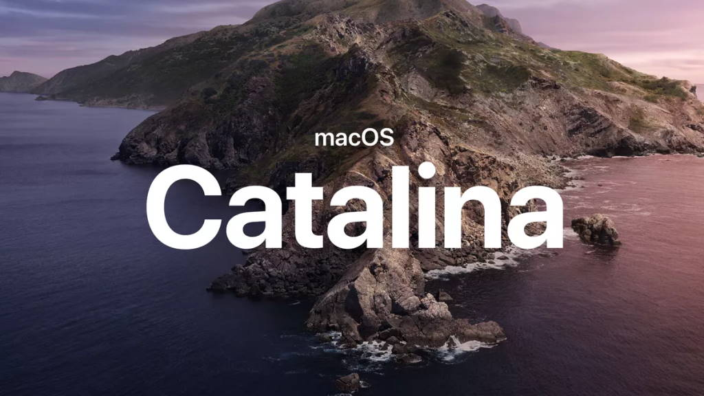 Catalina macOS UAC Apple Windows