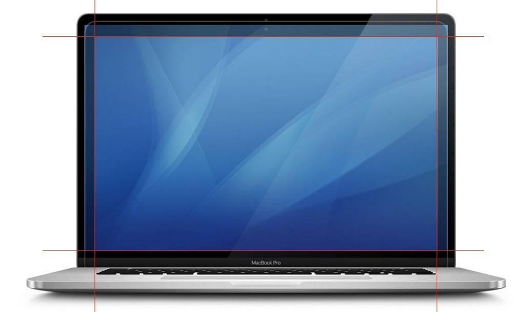 MacBook macOS Apple 16 polegadas ecrã