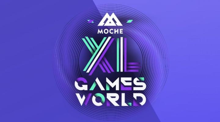 Está quase aí o Moche XL Games World