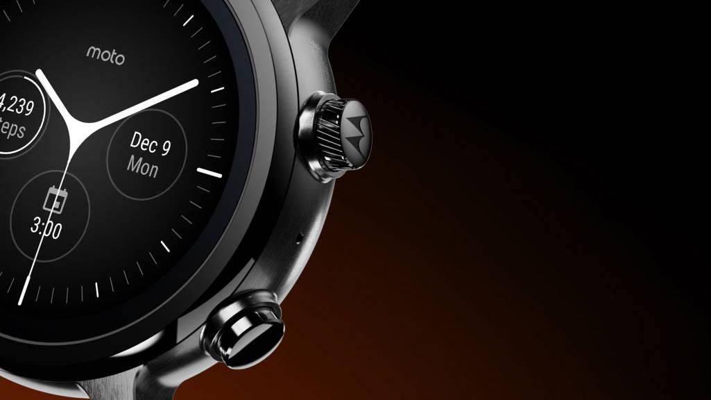 Moto 360 Motorola smartwatch Google eBuyNow