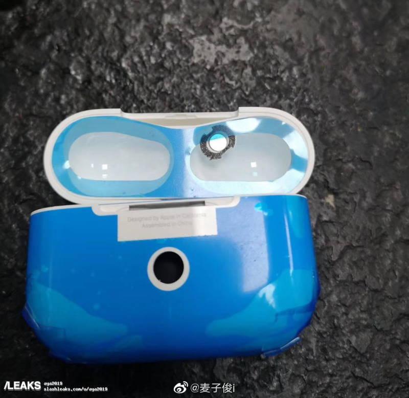 AirPods iPhone Apple cores rumor