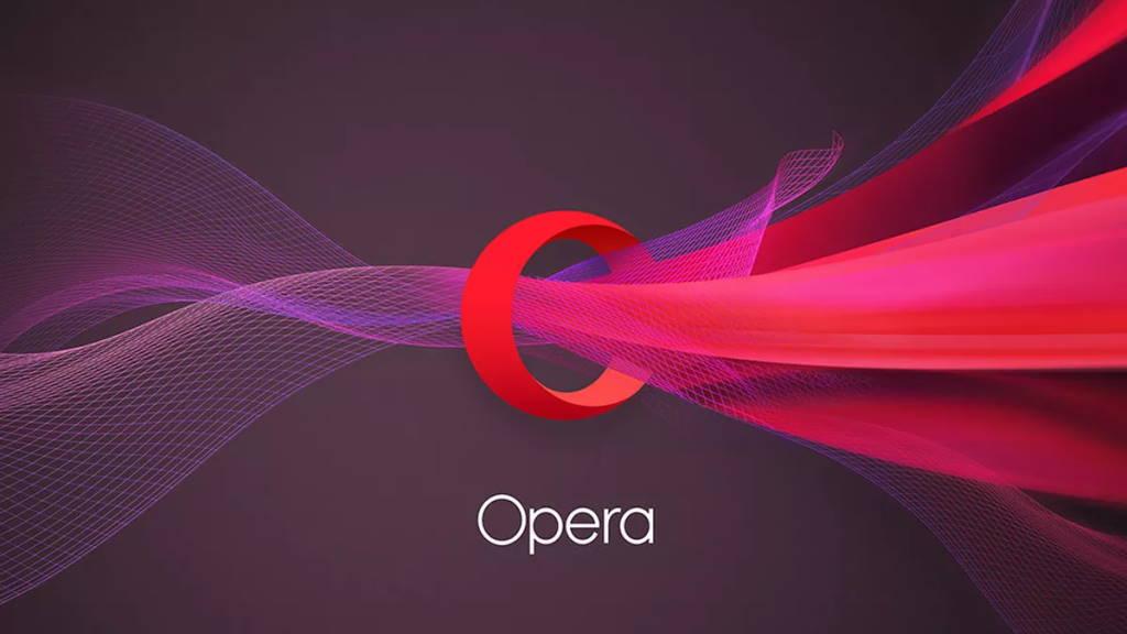 Opera privacidade Internet rápida browser