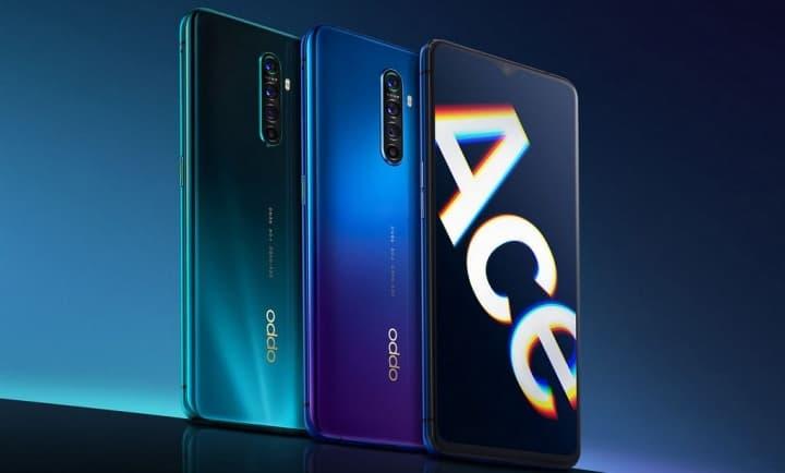 Oppo Reno Ace, o smartphone Android com bateria de 4000 mAh carrega em apenas meia hora