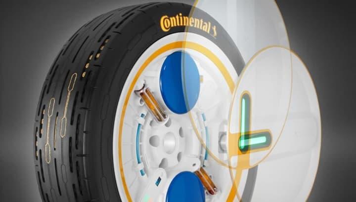 Imagem do pneu concept Conti C.A.R.E. da Continental