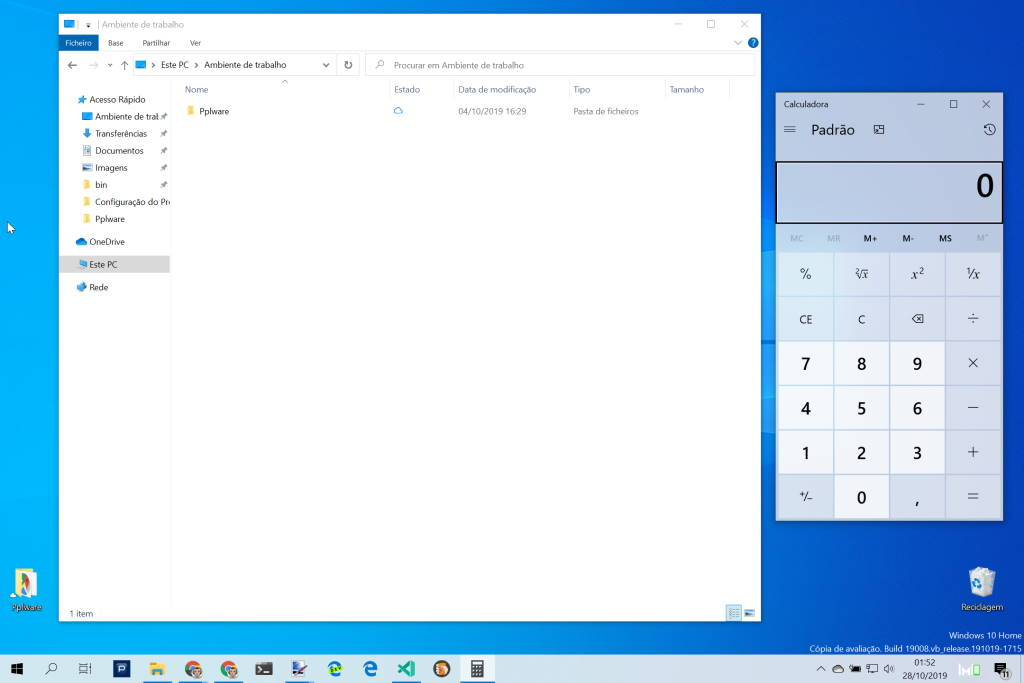 Windows 10 Explorador ficheiros Microsoft aplicações