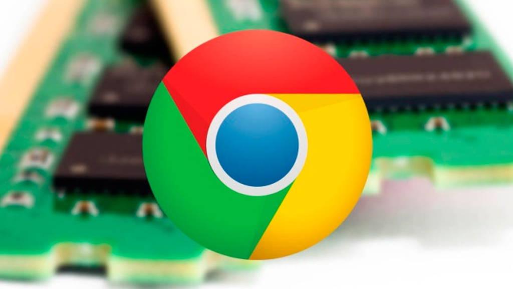Chrome memória RAM Google separadores