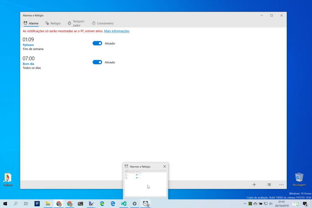Windows 10 fechar apps rato botão