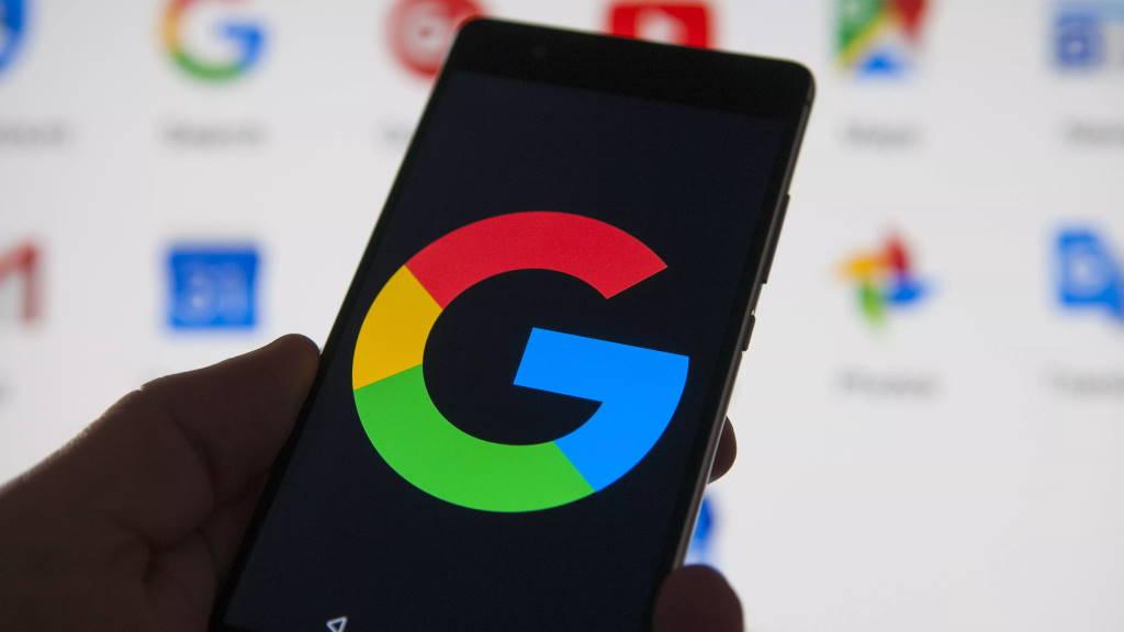 Google Pesquisa inteligente questões palavras