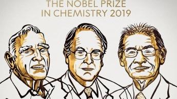 Prémio Nobel da Química de 2019 é dedicado ao desenvolvimento de baterias de iões de lítio