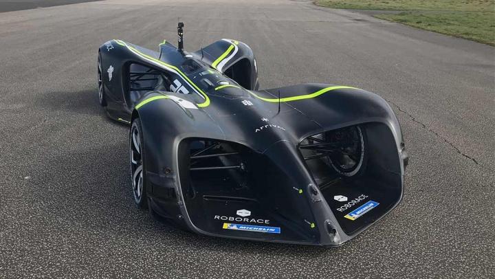 Robocar: carro autónomo atingiu a velocidade recorde de 282 km/h!