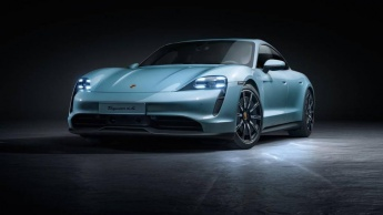 Porsche Taycan 4S elétrico preço marcas