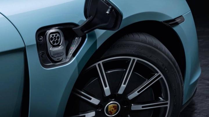 Porsche Taycan autonomia EPA carros
