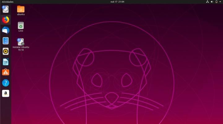 Chegou o novo Ubuntu 19.10 'Eoan Ermine'! Será desta?