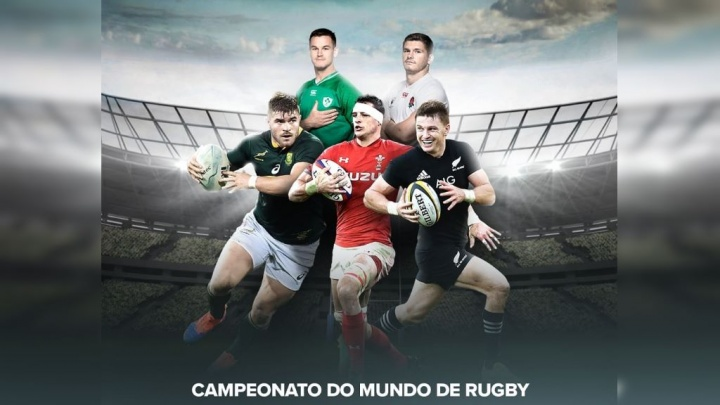 A melhor VPN para assistir ao Campeonato do Mundo de Rugby Live Online