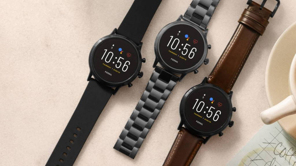 smartwatches iOS chamadas Wear OS iPhone