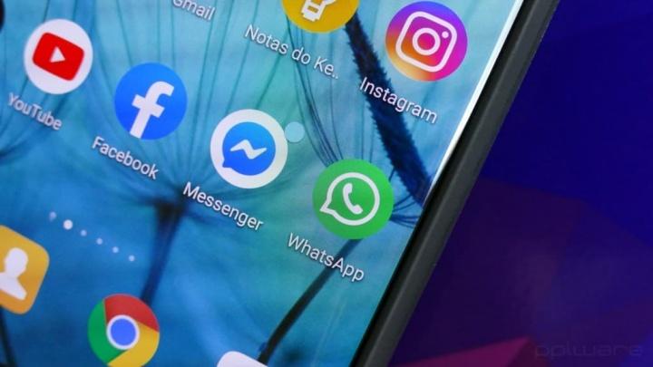 Messenger Facebook reconhecimento facial segurança