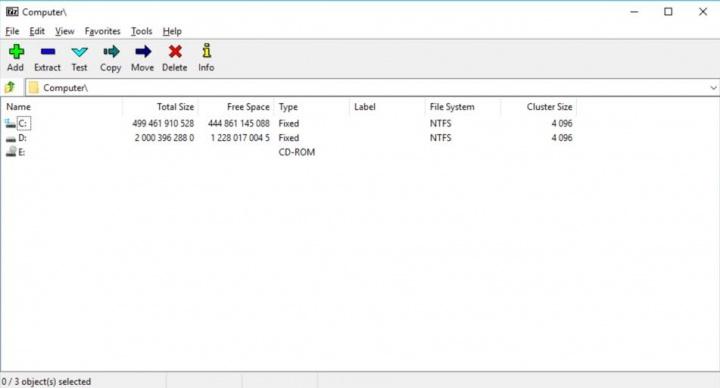 5 ferramentas gratuitas para descompactar ficheiros RAR
