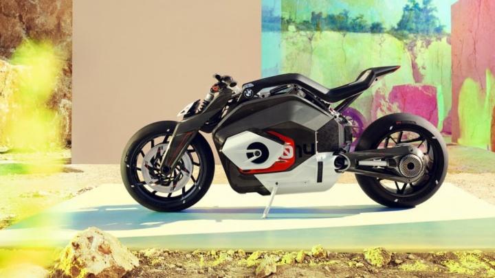 Patente desvenda que a BMW está a trabalhar em mota elétrica com conceito radical