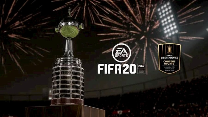 A Final da Copa Libertadores vai ser no FIFA 20 - PS4, Xbox One e PC