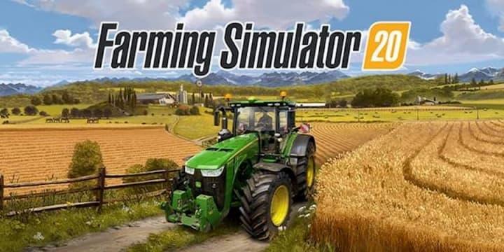 Farming Simulator 20 a caminho da Switch, iOS e Android
