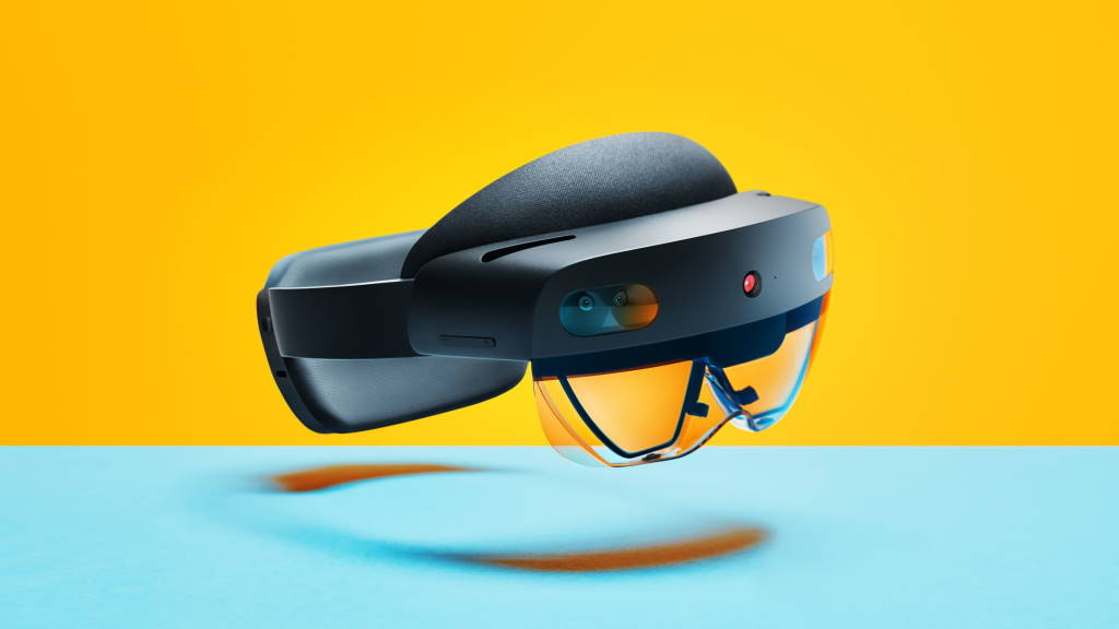 HoloLens 2 Microsoft realidade mista preço