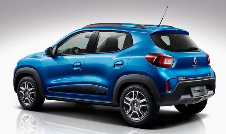 Renault City K-ZE: O elétrico que poderá custar apenas 11 500 euros