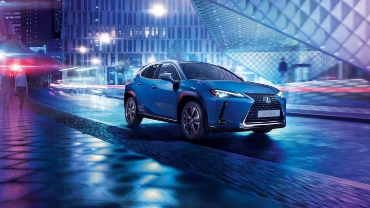 Toyota Lexus UX 300e: o primeiro carro elétrico da fabricante japonesa