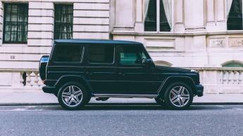Icónico Classe G da Mercedes-Benz terá uma versão elétrica Mercedes Daimler EQC EQG