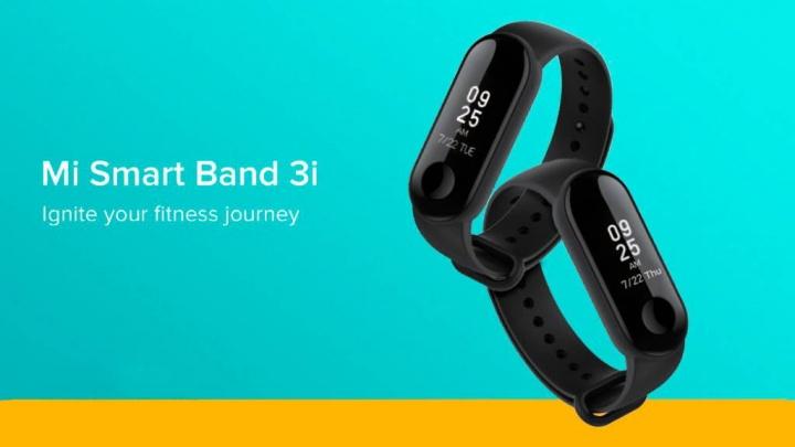 Mi Band 3i Xiaomi smartband preço mercado