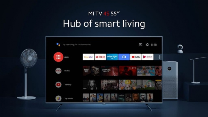 Xiaomi Mi TV 4S chega ao mercado Europeu em três tamanhos, Android TV, 4K HDR e preço super competitivos!
