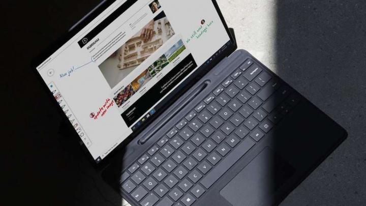 Novo Microsoft Surface Pro X é mais fácil de reparar do que qualquer Apple iPad