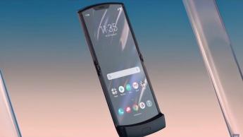 smartphone Motorola razr é oficial e demonstra ser uma das melhores soluções de ecrã dobrável!