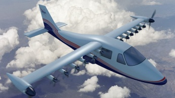 NASA mostra o Maxwell X-57, o seu avião elétrico