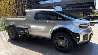 Neuron T/One: a pickup elétrica com design modular que rivaliza com a Tesla Cybertruck