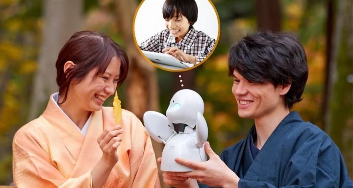 Estudantes no Japão podem enviar um robot para a escola nos dias em que estão doentes OriHime