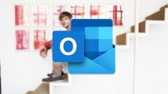 Microsoft começa a integrar os serviços Google no Outlook, incluindo o Gmail