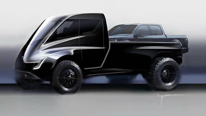 Elon Musk acaba de revelar a data e local de apresentação da pickup Tesla Cybertruck