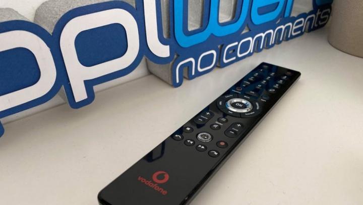 DICA: Use o comando da Vodafone para controlar a TV